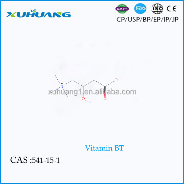 L-Carnitine;Vitamin BT;541-15-1