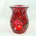 Melt Burners - Red Mosaic.