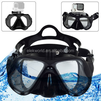 Diving Mask for Go Pro He ro 4/3+/3/2/1