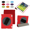 360 degree rotation hot sales handheld leather case for ipad 2 3 4