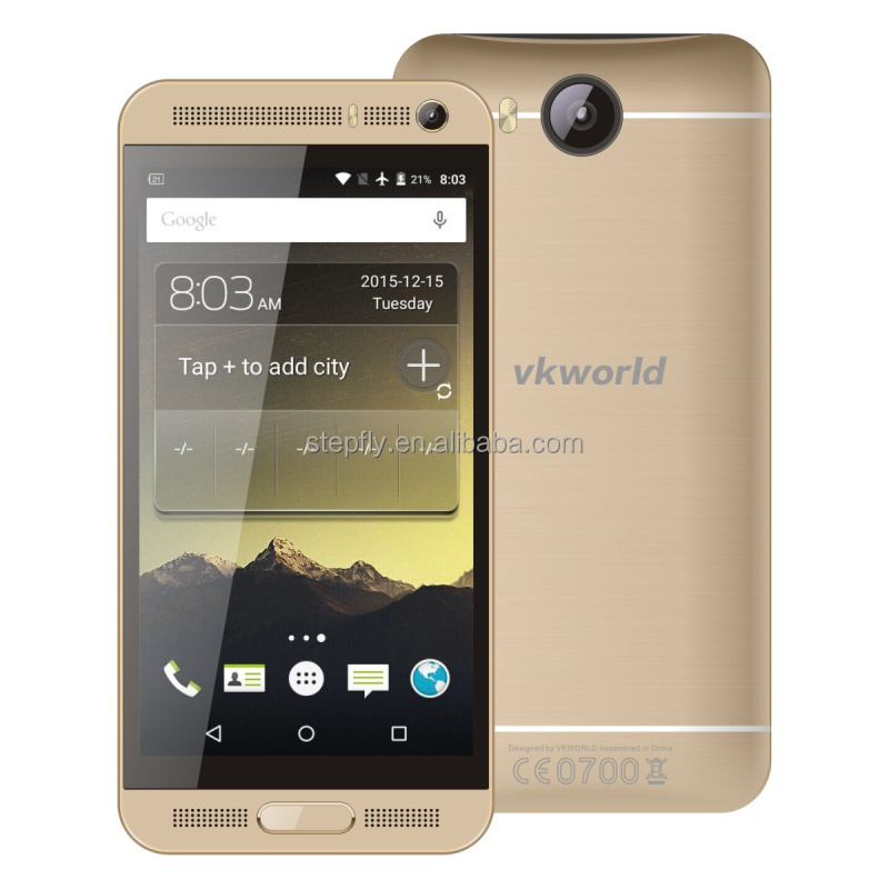 New Arrival Original VKworld VK800X MT6580 Quad Core Android 5.1 Mobile Phone 5.0 inch Unlocked GSM/WCDMA Band Smartphone