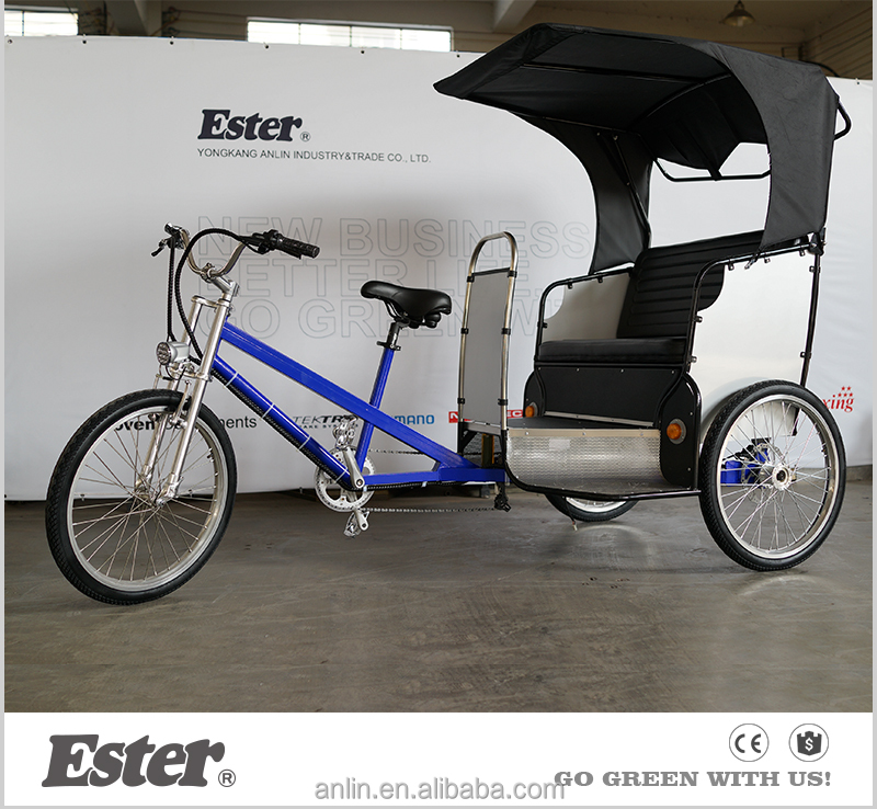 Electric ESTER adult passenger Tricycle