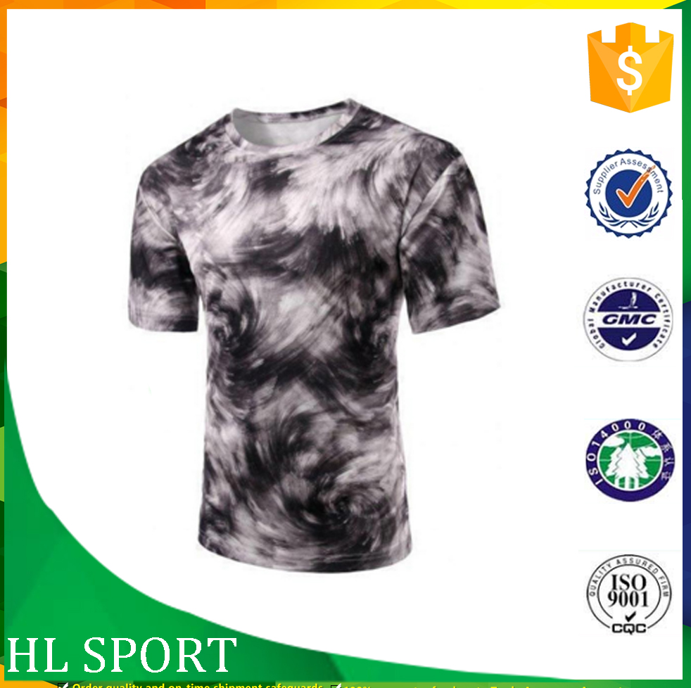 Whosale Cheap Blank Soft Touch 100% Polyester T Shirt