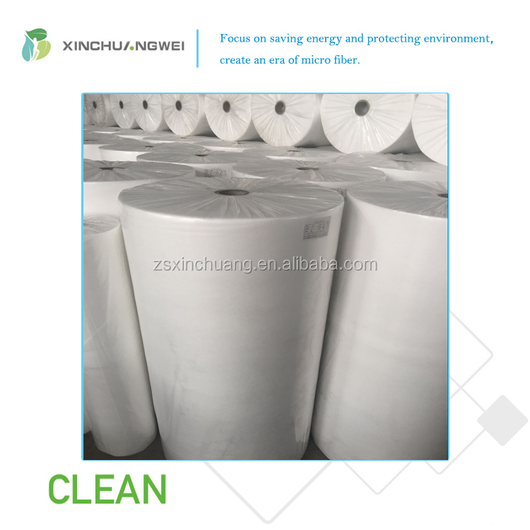 PE Nonwoven Waterproof Breathable Membrane Construction Material