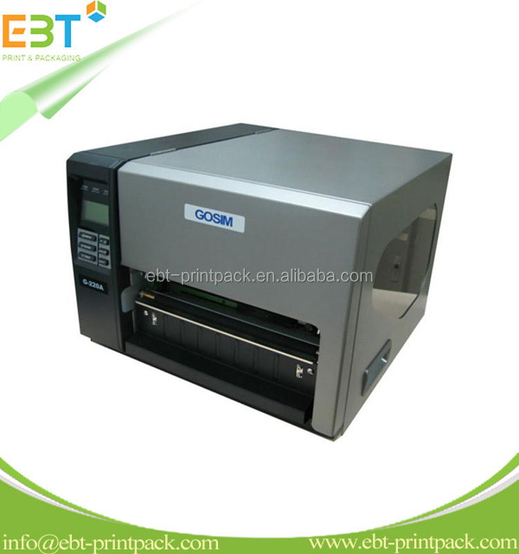 2017 Electronic and Electrical Appliance Sticker Label printer from factory