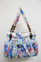New Style Printing Cloth Fashion Lady Handbags