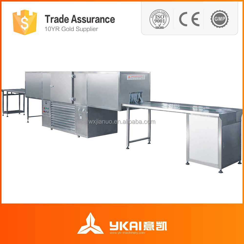CZ-D chocolate freezing table,chocolate cooling tunnel,freezing table