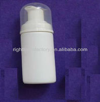 120ml empty stylish foam dispenser bottle/foam bottle