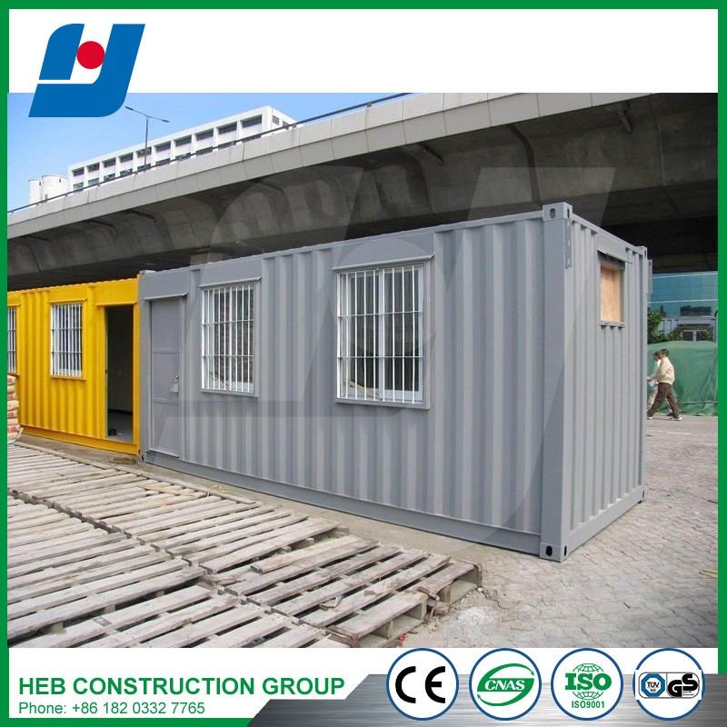 20feet flat-pack container house