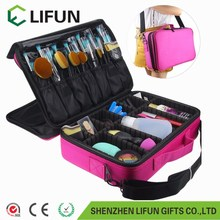 2017 New design cosmetic bag / makeup box / vanity case