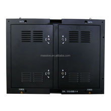 Stage background led display big screen cabinet unit fot led screen, led bar for fix install screen