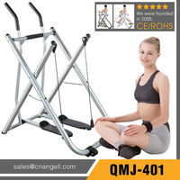 Folding Air Walker Sky Glider fitness Machine AB Glide for Sale