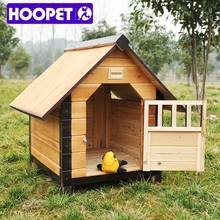 Pet High Quality Water Resistant Dog House Wooden