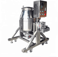 Factory Price Customized 300L industrial powder rotary drum mixer/blender/mixing machine
