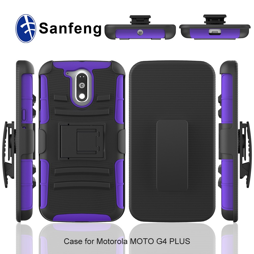 Professional Mobile Phone Protective TPU Material Anti- <strong>Shock</strong> Case Bumper for MOTO G4 plus