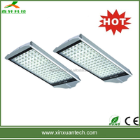 Outdoor lights with meanwell driver Bridgelux 45mil 154w led street light