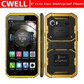 PROOFINGS W9 IP68 Waterproof 6.0 Inch Big Touch Screen Android Smartphone 4G Lte Rugged Phone