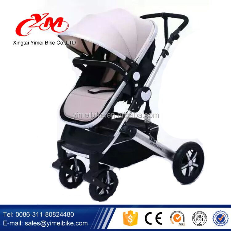 HOT SALE air wheels baby jogger stroller / 360 degree wheels baby carriage 3 in 1 / junior baby stroller