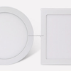 6w12W18w24w Square Round Surface Led Panel