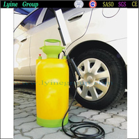 protable car washer LYXC-8 pressure manual washer car wash