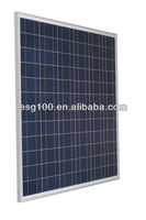 130W Polysilicon solar panels