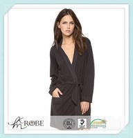 Leisure unisex terry cotton bathrobe/sleepwear/nightwear/robe