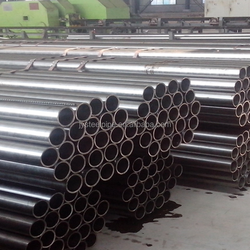 astm a252 grade 2 grade 3 black / galvanized low carbon steel water pipe price seamless schedule 40 steel pipe tube