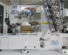 supplying professional flatlock /interlock sewing machine for apparel manufacturer