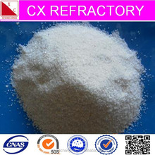 Low iron dry quartz silica sand price