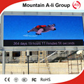 Outdoor Video Advertising P10 Full Color LED Display Screen