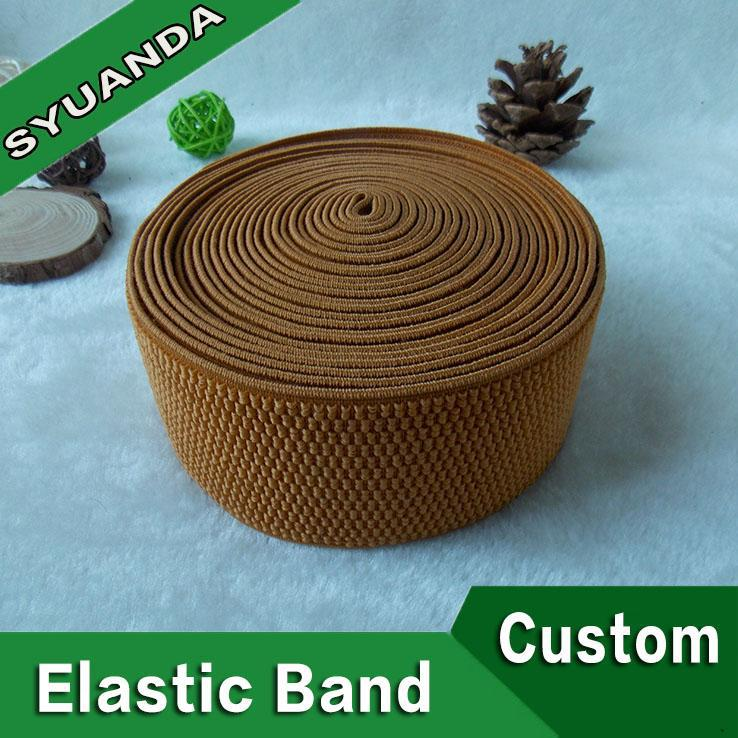 fashion 10mm round elastic band
