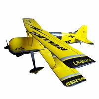 pitts large scale airplane F162 PITTS gas 100CC radio control model aircraft