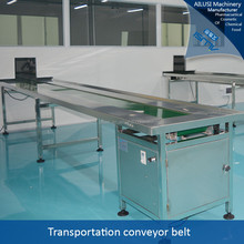 High efficiency conveyor belt machine