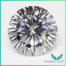 Free Sample Gemstone wholesale 16H&A Round Brilliant Faceted Loose Lab Created Diamonds