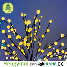 120L LED Tree Light with Ball Christmas Decoration Light