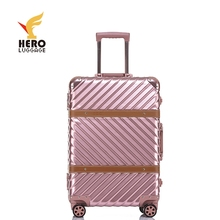 Polycarbonate 28 Pink Sport Hard Side The Leisure International Luggage Manufacture