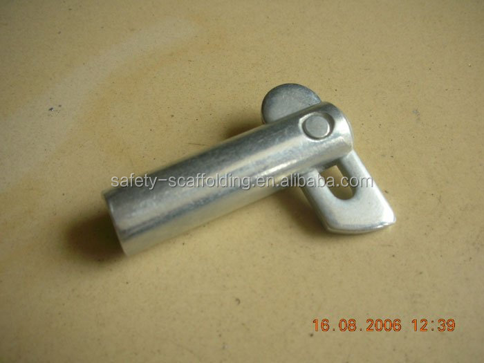 steel scaffolding frame galvanized lock pin