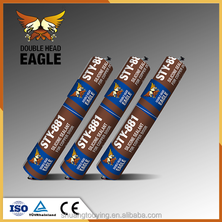 Many Years Factory Good Adhesive China Metal Silicone Sealant