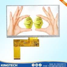 china manufacturer 800x480 7 inch small vga lcd monitor