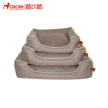 High quality best price comfortable waterproof custom simple dog bed