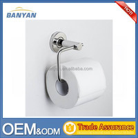 china supplier stainless steel 304 bathroom accessory toilet tissue paper holder