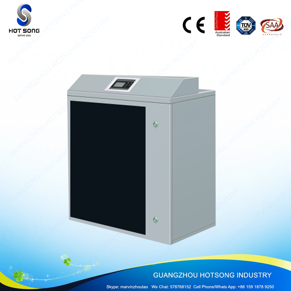 HS-46W/SBE monoblock low price low noise OEM water source heat pump with R417a or R410a refrigerant