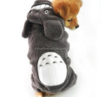 Wholesale Fashional Europe America Style Woolen Cloth Dog down jacket Jumpsuits