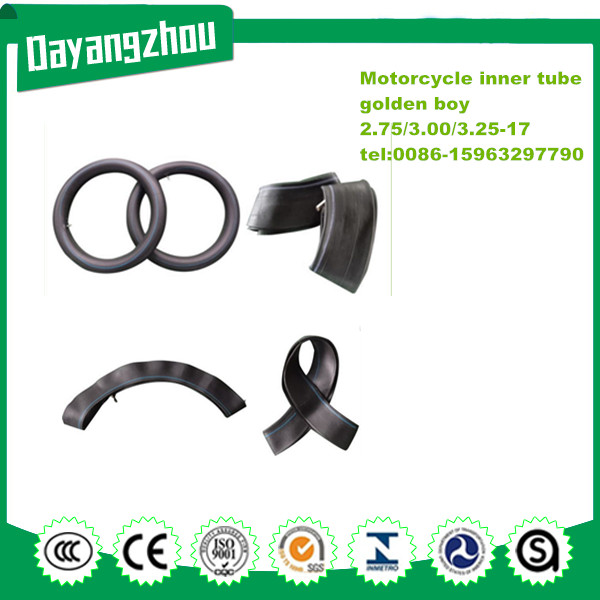 Natural rubber motorcycle tires inner tubes