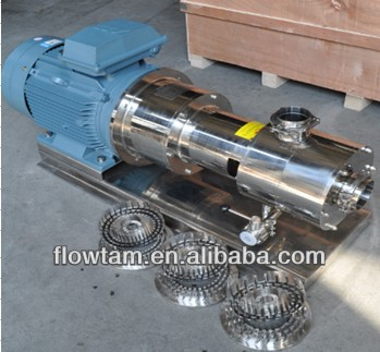 Good quality inline high shear mixer with CE approved