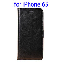 leather cell phone case PU Leather ultra thin phone case for iPhone 6S made in China