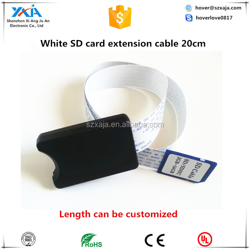 XAJA SD card to SD Card Extension Extender Cable Log Logging Data Car ECU Vehicle GPS