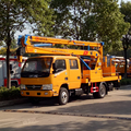 2017 brand new DONGFENG Aerial platform truck 14m 16m