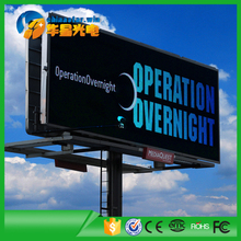 Factory wholesale P10 outdoor full color video LED display advertising screen sign borad P8 P10 P16