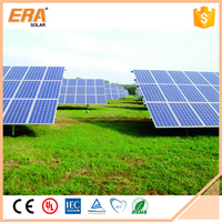 Solar energy quality-assured custom shaped poly 120w solar panel